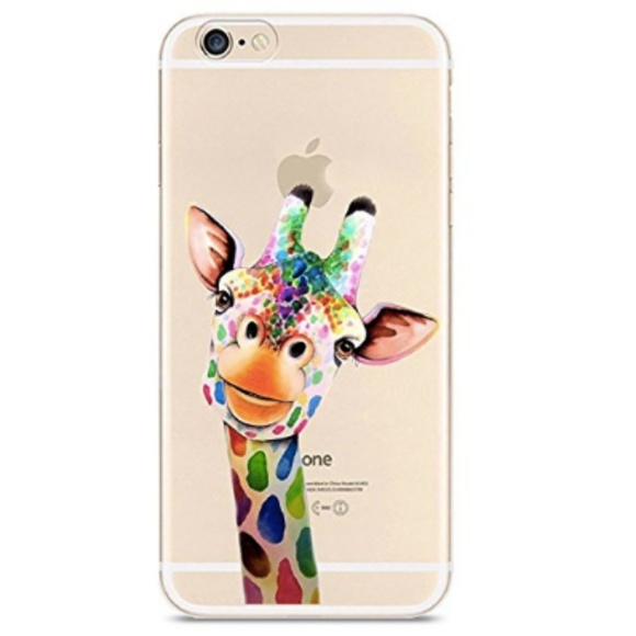 giraffe case iphone 7